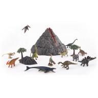 Большой набор мини динозавров Collecta