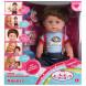 """Кукла """"Карапуз"""" Никита, 6 функций, 40см, пьет, писает, плачет настоящими слезами, с аксессуарами"""