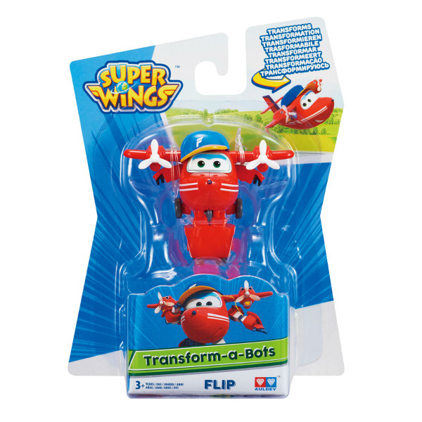 Мини-трансформер Super Wings Флип