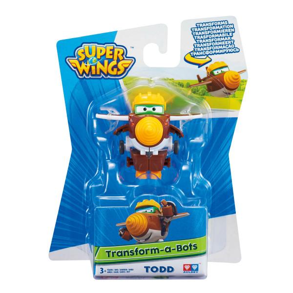 Мини-трансформер Super Wings Тодд