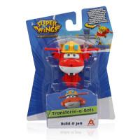 Мини-трансформер Super Wings  Джетт (команда Строителей)