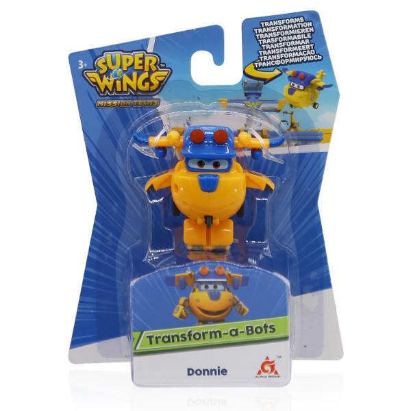 Мини-трансформер Super Wings  Донни (команда Строителей)