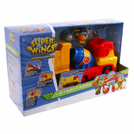 Машина Super Wings Рэми с мини-трансформером Донни