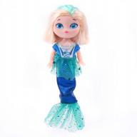Мини кукла Сказочный патруль Снежка Русалка 10 см