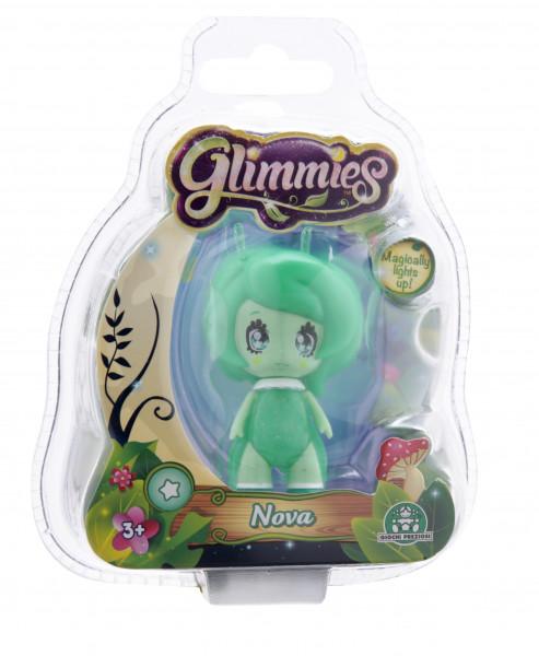 Кукла Glimmies Nova 6 см, в блистере