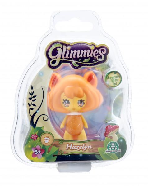 Кукла Glimmies Hazelyn 6 см, в блистере