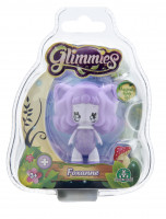 Кукла Glimmies Foxanne 6 см, в блистере