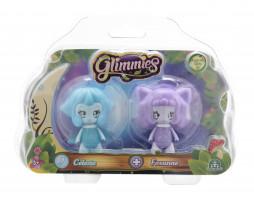Куклы Glimmies Celeste и Foxanne, 6 см