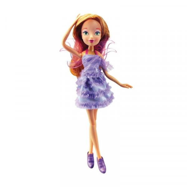 """Кукла Winx Club """"Магическая лаборатория"""" Flora"""
