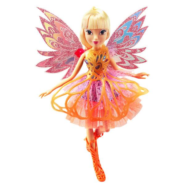 "Кукла Winx Club ""Баттерфликс-2. Двойные крылья"" Stella"