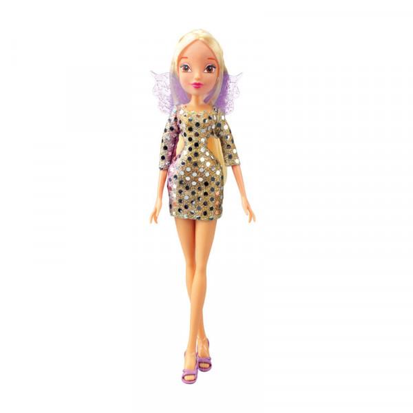 """Кукла Winx Club """"Диско"""" Stella"""