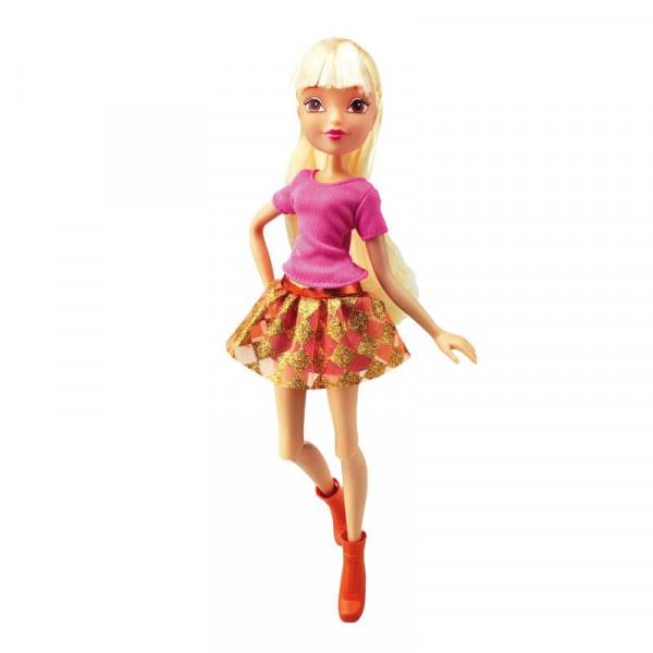 "Кукла Winx Club ""Городская магия"" Stella"