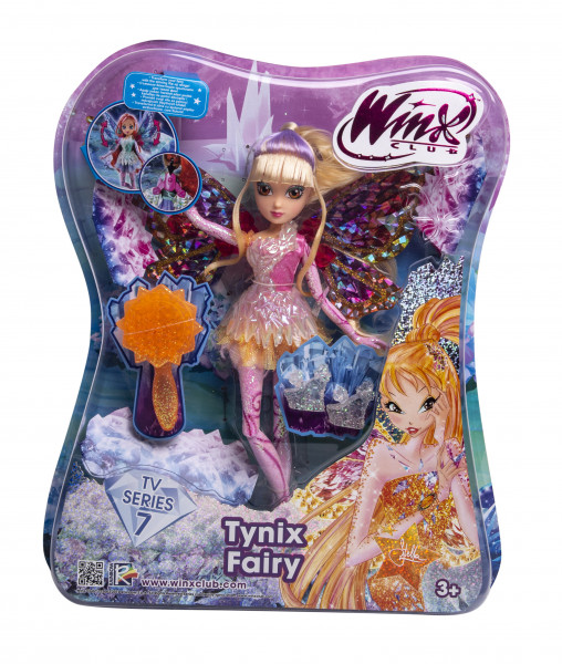 "Кукла Winx Club ""Тайникс"" Стелла"