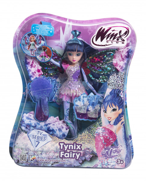 "Кукла Winx Club ""Тайникс"" Муза"