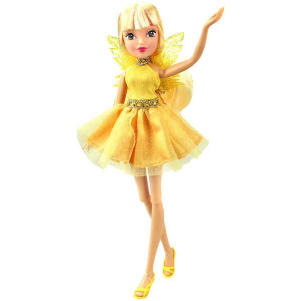"Кукла Winx Club ""Мода и магия-4"" Стелла"