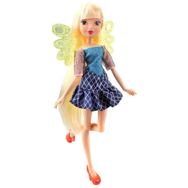 "Кукла Winx Club ""Два наряда"", Стелла"