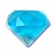 Слайм 2Д  «Магия Тайникс» Блум голубой