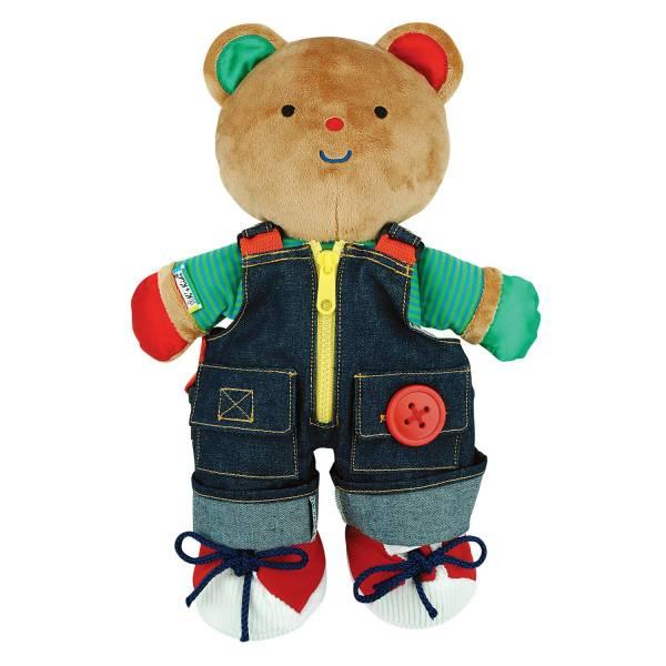 Медвежонок K'S Kids Teddy в одежде