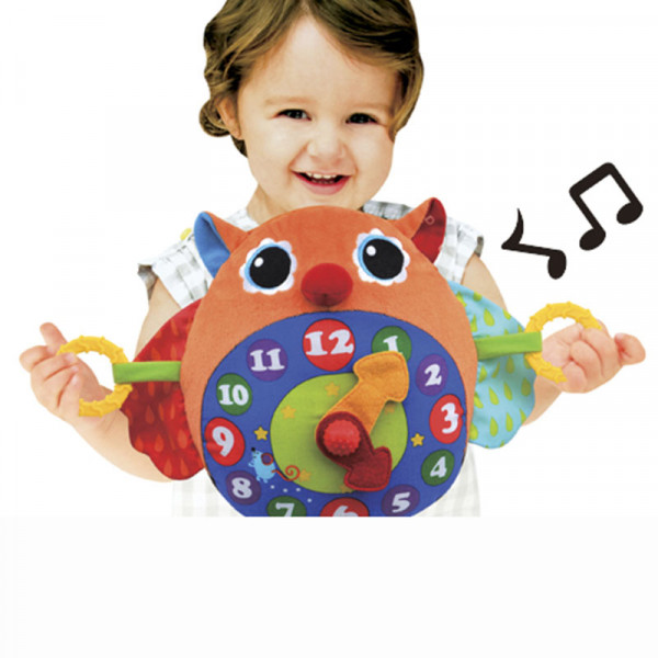 Часы-Сова K'S Kids