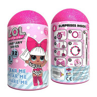 Игрушка LOL Набор украшений с часами для девочки, 1 шт.