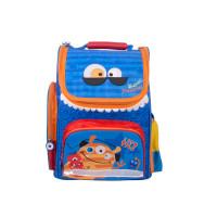 Школьный рюкзак Монстрик Гошик (синий)