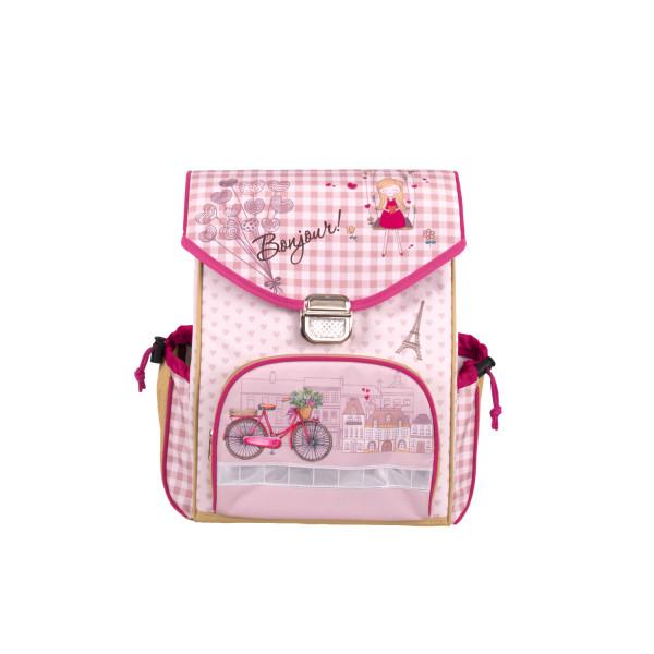 Школьный рюкзак Бонжур