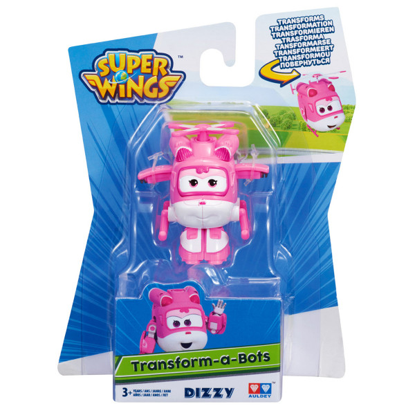 Мини-трансформер Super Wings Диззи