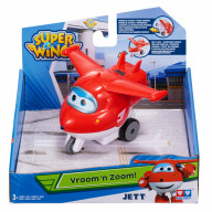 Инерционный самолет Super Wings Джетт