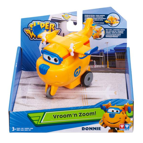 Инерционный самолет Super Wings Донни