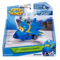Инерционный самолет Super Wings Джером
